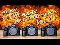 Sony a7 III vs Sony a7R III vs Sony a9: Which To Buy