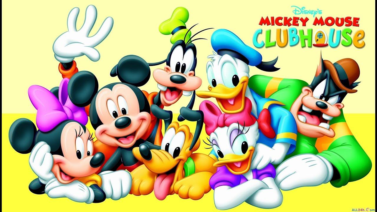 Donald Duck Cartoons || Hoạt Hình Vịt Donald, Chuột Mickey, Sóc Chip Và  Dale Hay Nhất 2016 - YouTube