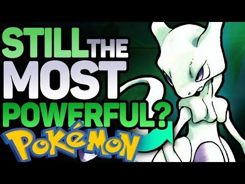 Is Mewtwo STILL The Most Powerful Pokémon POST Pokémon Sword ⚔ 🛡 And Shield