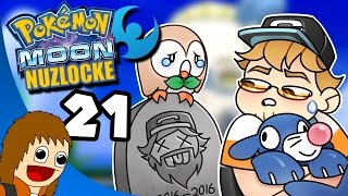 Pokemon Moon Nuzlocke: Ain't Colress For The Wicked - Part 21