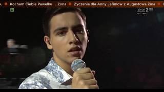 """Sargis Davtyan – """"Ta noc do innych jest niepodobna"""" – MFT  im. Anny German 2019"""