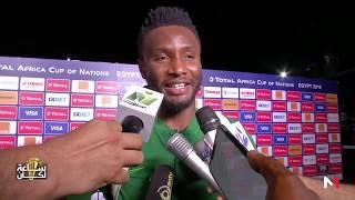 تصريح عميد منتخب نيجيريا قبل مواجهة الجزائر