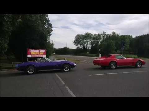 American Speedfest At Brands Hatch