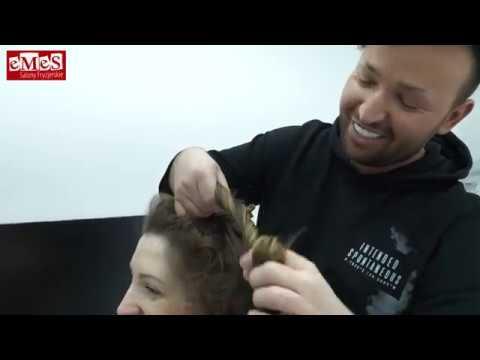Salon Fryzjerski Emes Lubin Youtube