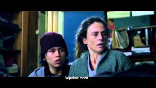 The Stranger Official Trailer 1 2015 Eli Roth Presents A Guillermo Amoedo