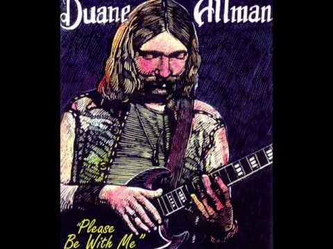 "Duane Allman with Cowboy- ""Please Be With Me"" (1971)"