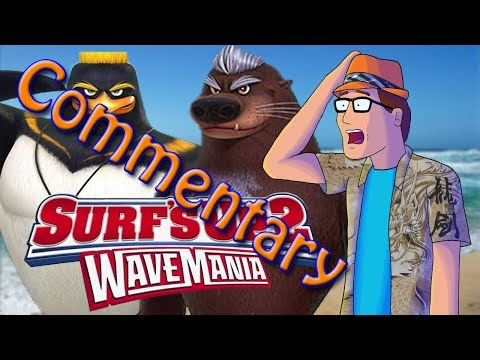 AniMat Watches Surf's Up 2: WaveMania (Commentary Edition)