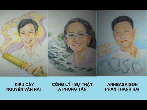 Những người Việt Nam đấu tranh vì tự do, dân chủ cho Việt Nam