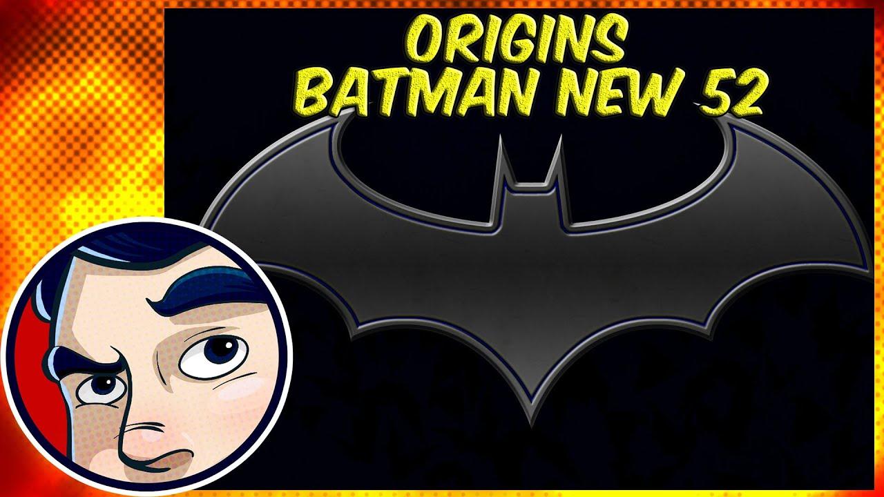 batman new 52 origins