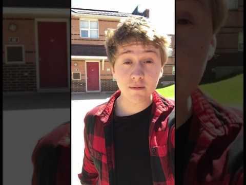 Brock University Residence Tour Snapchat Story