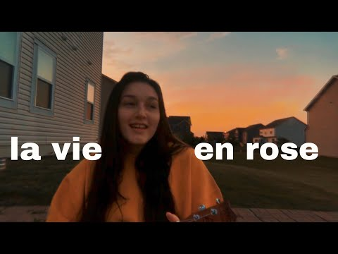 la vie en rose (cover)