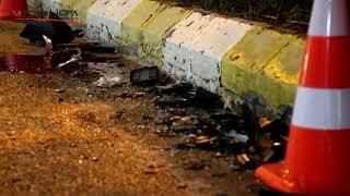 Şanlıurfa'da motosikletli kaza