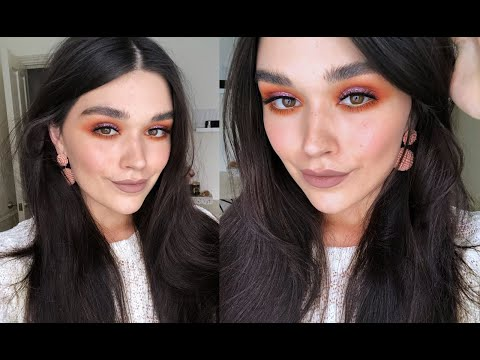 When you combine warm tones with cool tones. 2 Minute Makeup tutorial thumbnail