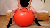 Gummibälle/Gymnastikbälle/Spielbälle - YouTube