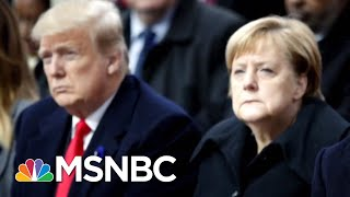 Joe: President Donald Trump Embarrassed Himself In France, Not America | Morning Joe | MSNBC