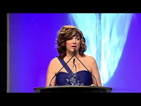 Joanne Ward Diamond Mine Speech - Calgary 2013
