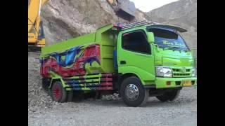 Rica Balap Dump truck
