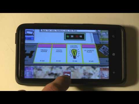 WP7 Game Review: Monopoly (WMPoweruser.com)