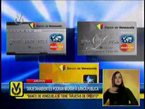 Full Download Tarjetas Banco De Venezuela