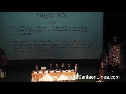 Hablando de Jesús Nazareno de Candelaria con Don Fernando Pellecer