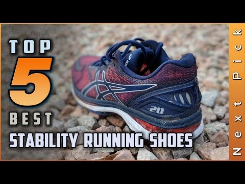 Top 5 Best Stability Running Shoes Review in 2020
