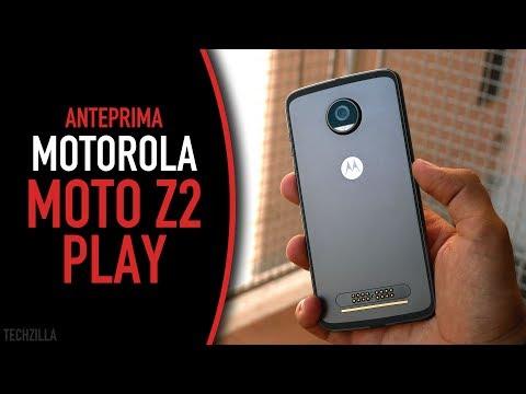 ANTEPRIMA Motorola Moto Z2 Play - Il ritorno di Motorola!