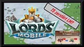 T5 wird Lords Mobile zerstören? Alles was ihr wissen müsst + Wann kommt das Update? T5 Siege = Traps