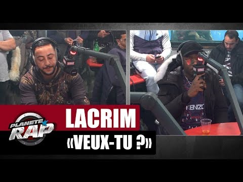 Lacrim 'Veux-tu ?' feat. Ninho #PlanèteRap