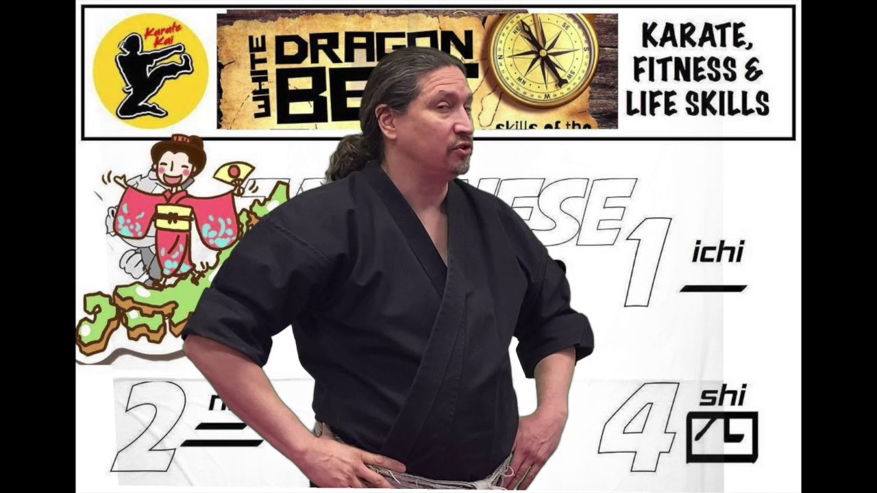 Karate Kai: Intro to Language Level: Japanese