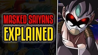 Dragon Ball Heroes - Evil Masked Saiyans Explained