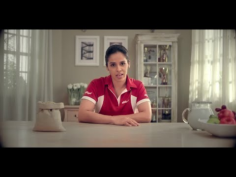 Kellogg's new TVC (Bade Sapnon Ki Sahi Shuruwat with Kellogg's and Saina Nehwal)
