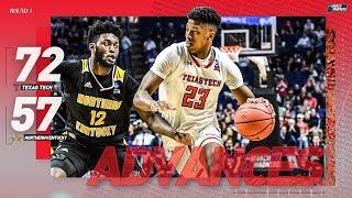 Texas Tech vs. Northern Kentucky: First round NCAA tournament extended highlights