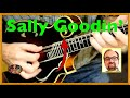 Eddie Collins Teaches Sally Goodin on Mandolin