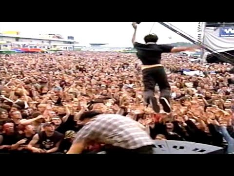 System Of A Down - Deer Dance live (HD/DVD Quality)