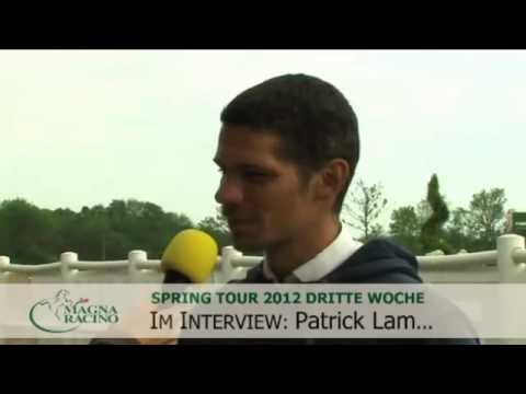 IM INTERVIEW: PATRICK LAM...
