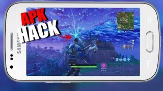 NOW YES! NEW APK MODIFIED FORTNITE FOR ANY ANDROID PHONE-APK MOD DOWNLOAD