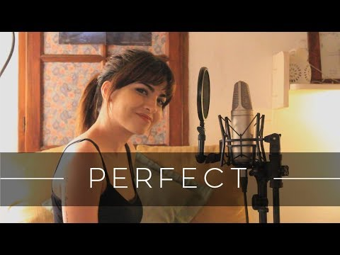Perfect - Ed Sheeran (Yanina Chiesa | Cover)