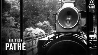 A Quaint Little Railway (1933)