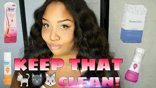 KEEP YOUR KITTY CLEAN!  🐺🐱🚿🚿    HYGIENE VIDEO FOR WOMEN
