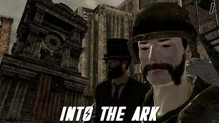 That's right, we're back in the ol' Fallout 3 groove! Into the Ark ...