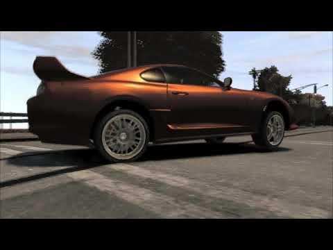 GTA 4 New Divide [Drift][5850 i7 920] Maxed Out