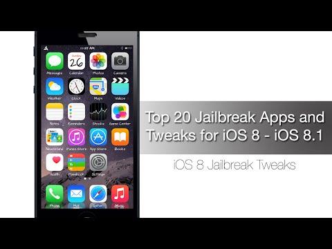Top 20 Jailbreak Apps and Tweaks for iOS 8 - iOS 8.1