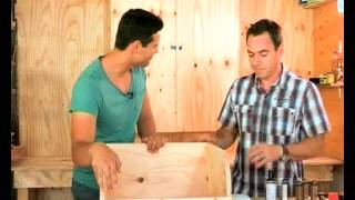 Dog Bed Diy: Builders (6.11.2013)