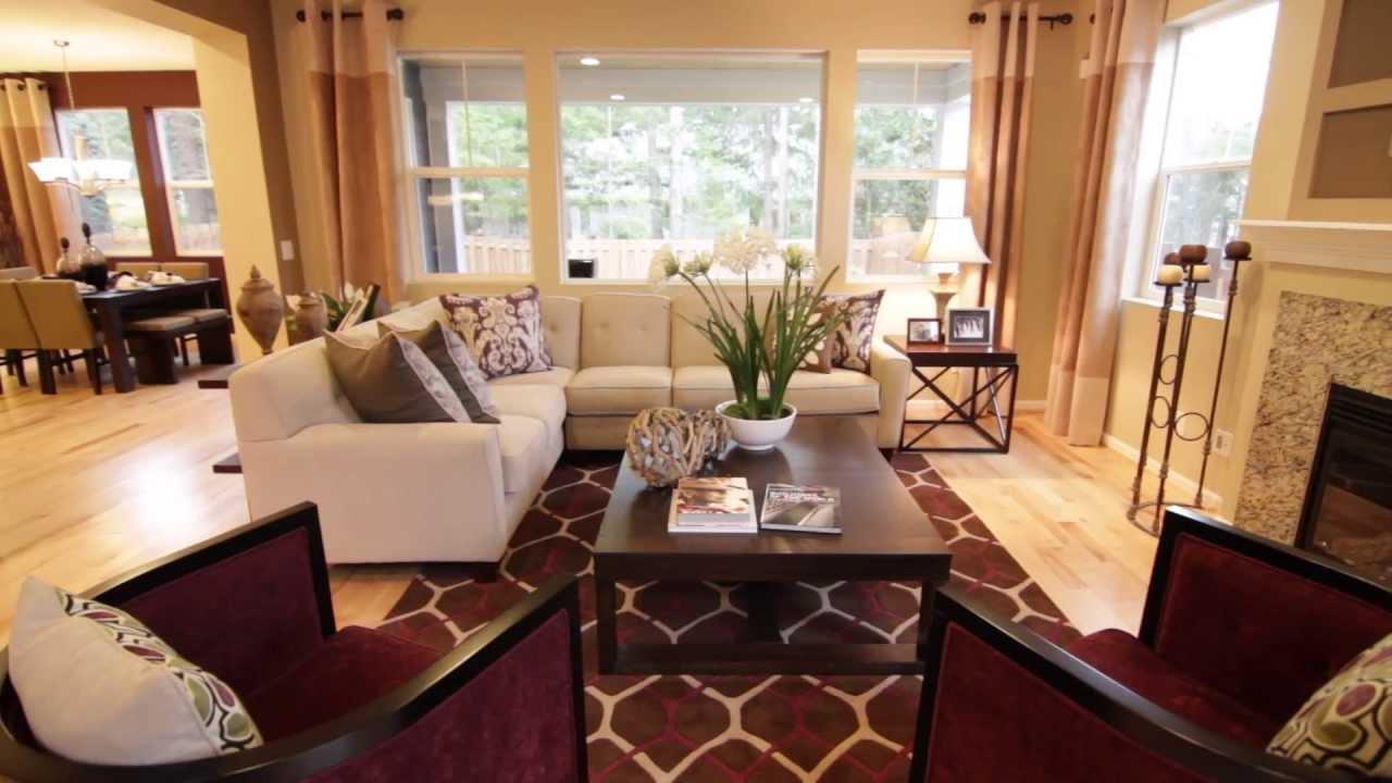 Tour of homes bend or - Seattle Washington Real Estate Video Tours Polygon Homes Cedar Falls Residence 5 Youtube