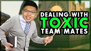 TSM WARDELL DEALS WITH TOXIC TEAM MATES IN VALORANT!