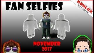 Fan Selfies - 2017 - November