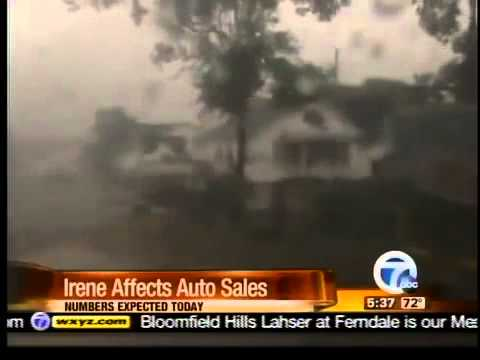 U.S. Auto Sales Report