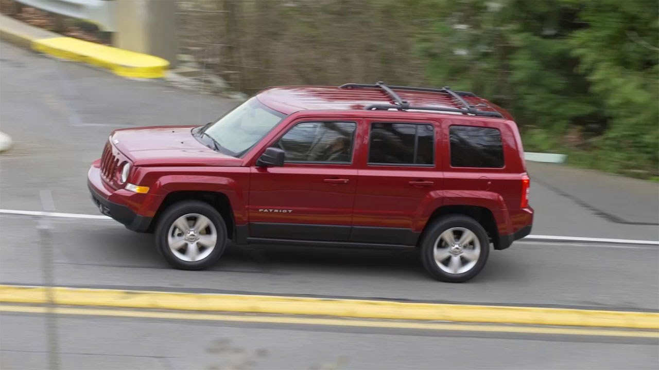 2015 jeep patriot review autonation youtube. Black Bedroom Furniture Sets. Home Design Ideas
