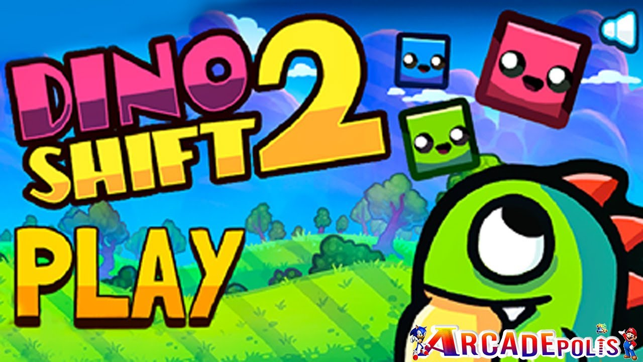 Dino Shift 2 Online (Preview & Play) Free Game ARCADEpolis ...