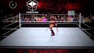 WWE 2K16- Kevin Owens vs Finn Balor Normal Match at RAW Gameplay 2015 (PS4)